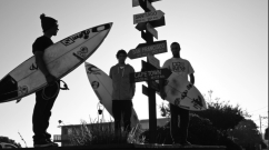 Surf Trip to Pigeon Point Hostel