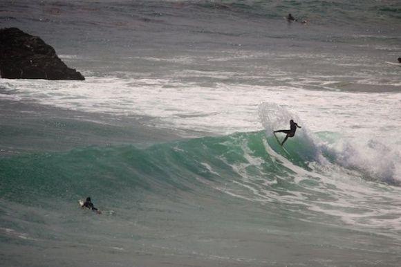 Dave Johnson's Hot Rod for surfwanderer.com