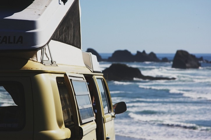 Westfalia, Oregon, Surf, Andy Bokanev, Van, Epic Trip