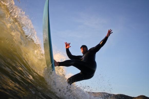 Sean Kennedy from Pismo Beach