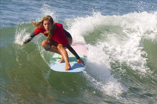 Taylor Bruynzeel on surfwanderer.com