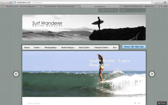have surfwanderer.com build your next website