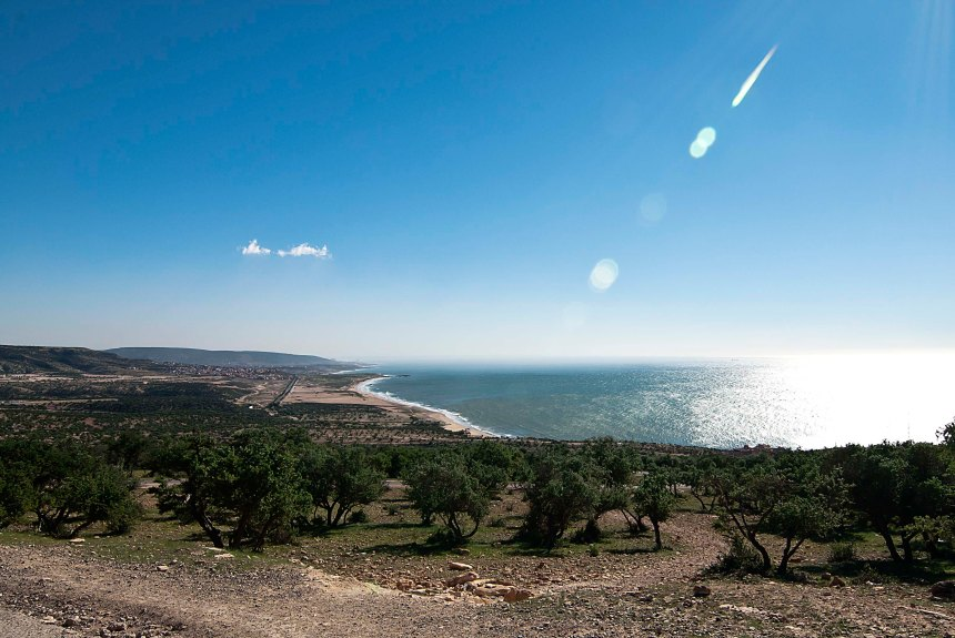 Panoramic Morocco