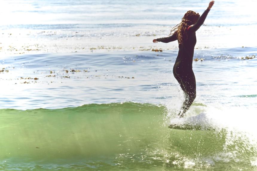 Photo: Chet Hervey  Surfer: Taylor Bruynzeel