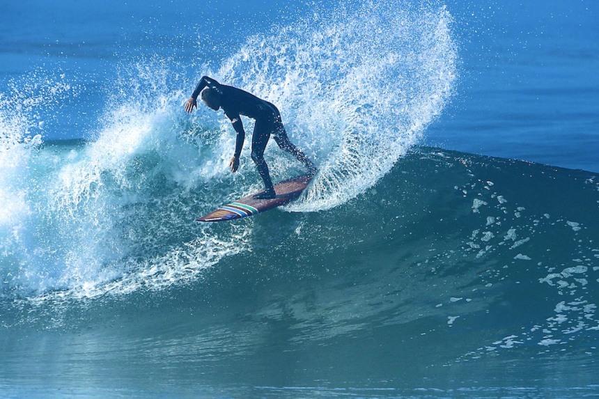 Photo: Lieberman // Photos805.com Surfer: Tracht