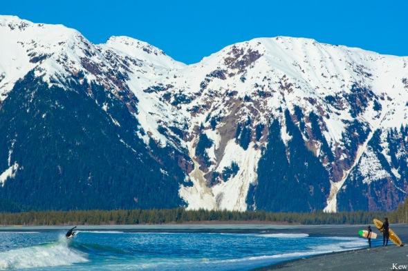 Michael Kew on Surfwanderer.com