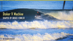 Stoker V Machine- Shawn Tracht